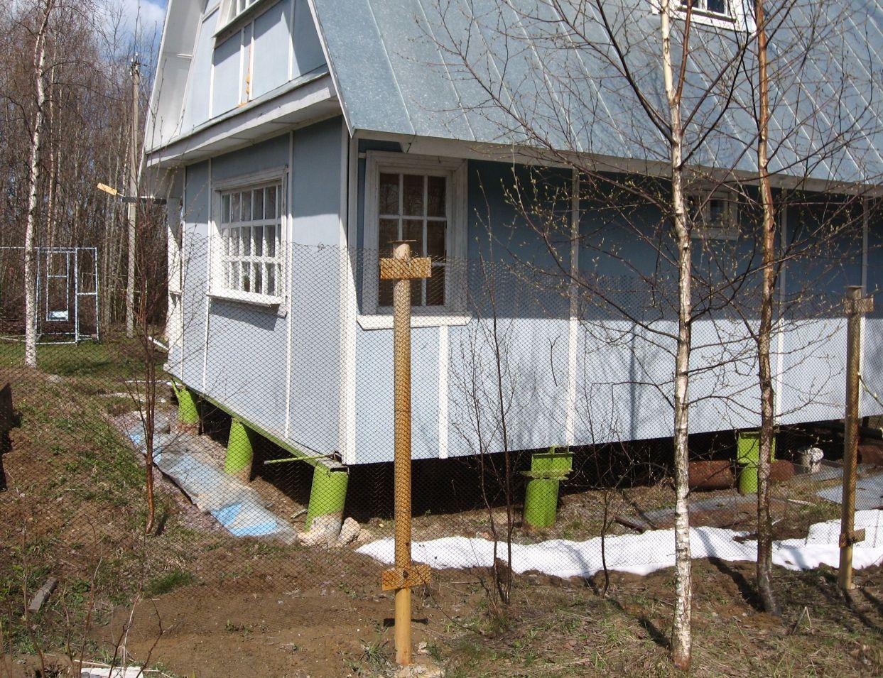 Фундамент для дачного дома: технология строительства 89